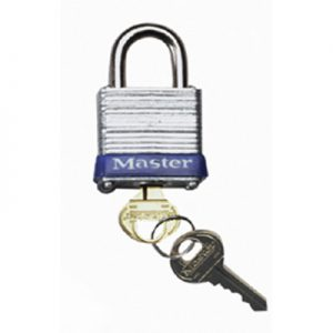 Master Lock #3 (Keyed-Alike)