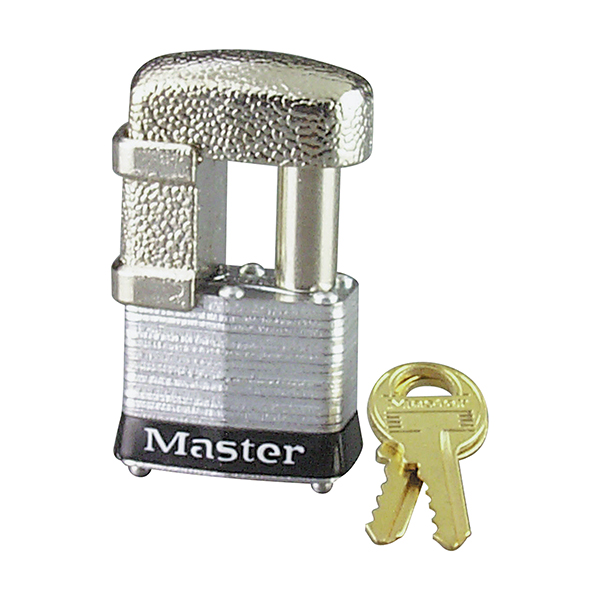 Shrouded Master Lock #3