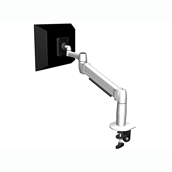 Single Arm Monitor Mount (C Clamp)