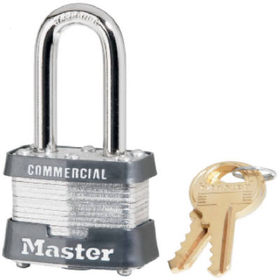 Master Lock Padlock #3 - Includes 2 Inch Shackle