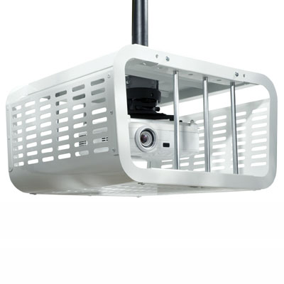 Projector Security Enclosure