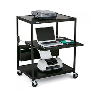 Mobile Projector Cart