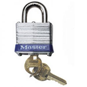 Master Lock #7 Keyed-Different