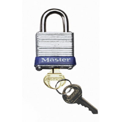 Master Lock Padlock #7 (Master-Keyed / Keyed-Different)