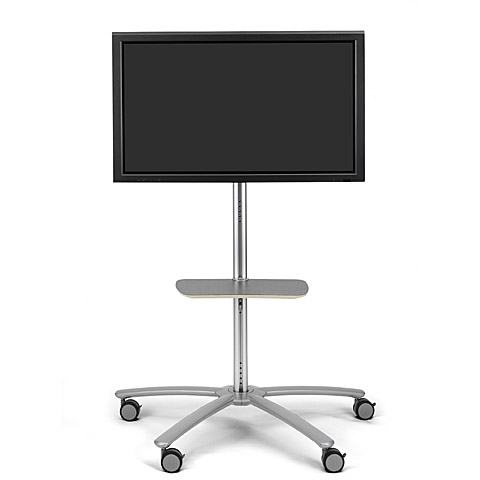 Freestanding Display Cart (For Use with 50-61 Inch Flat Monitors)