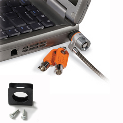 MicroSaver Notebook Lock Bundle (Keyed-Alike)