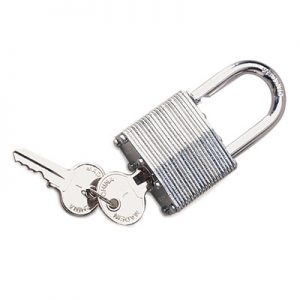 40mm Heavy-Duty Padlock