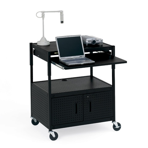 Data Projector Cart