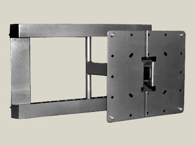 Flat Panel TV Mount: OSHPD Approved