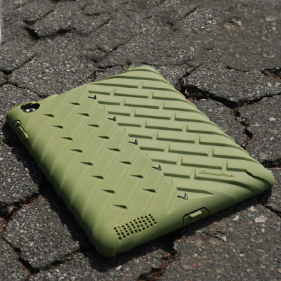 Drop-Tech iPad Security Case - Military Edition