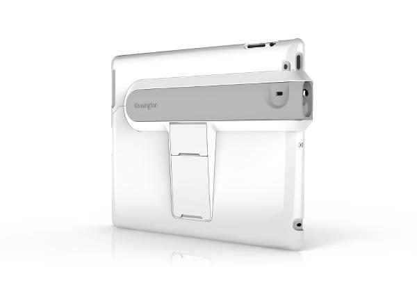 SecureBack Security-Ready Security Case with 2-Way Stand for iPad 2