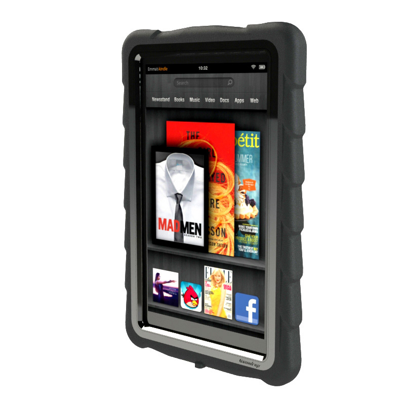 Drop-Tech Kindle Fire Security Case