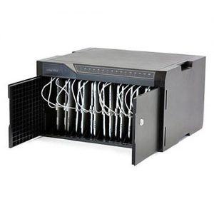 16 Unit Sync & Charge iPad Desktop Locker with ISI