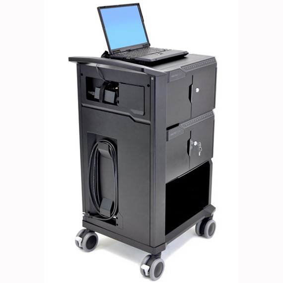 iPad Management Mobile Cart Syncing & Charging with ISI, 32 Unit