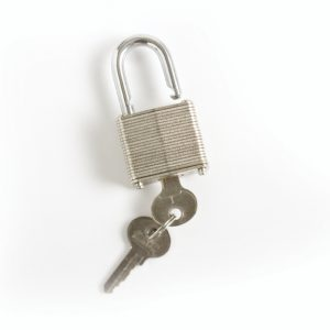 Heavy-Duty Padlock