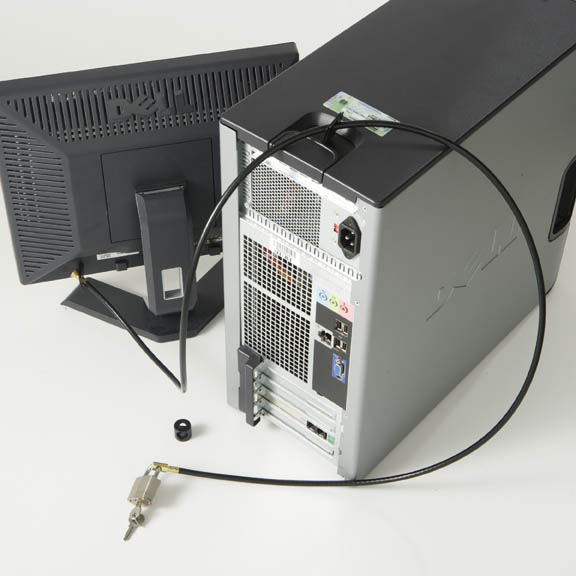 PC Security with Case-Lock