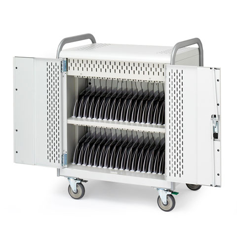 Bretford Pulse 36M Mobile Device Tablet Cart