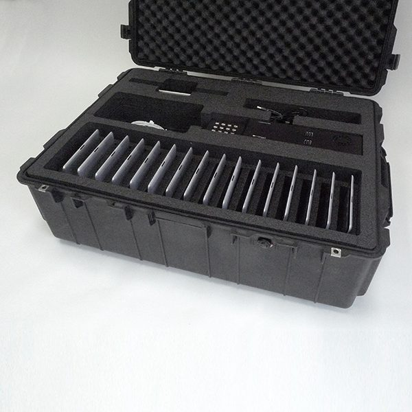 Sync & Charge Portable Transport Case