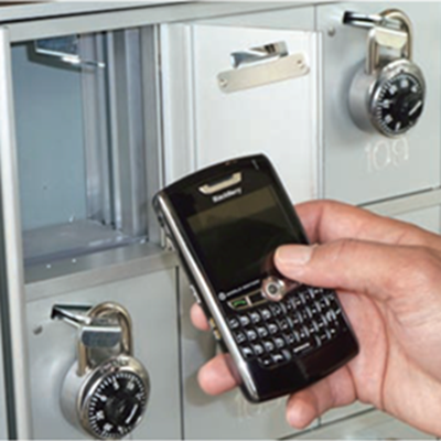 Smart Phone Security Locker