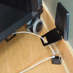 iPad Management Cart Security Bracket Kit (Accessory)