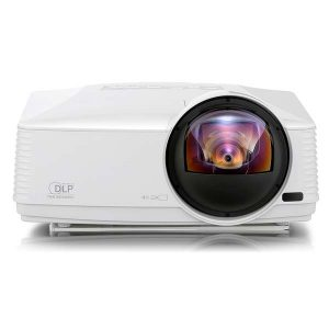 Mitsubishi Ultra Short Throw Thin Client Projector