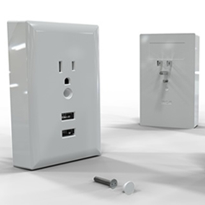 RCA USB Charging Outlet