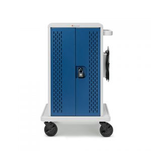 Bretford Core 36M Mobile Device Cart (with front and rear opening doors)