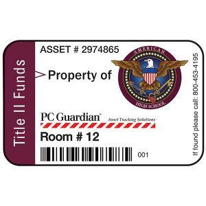 PC Guardian for iPad - School or District ID Series