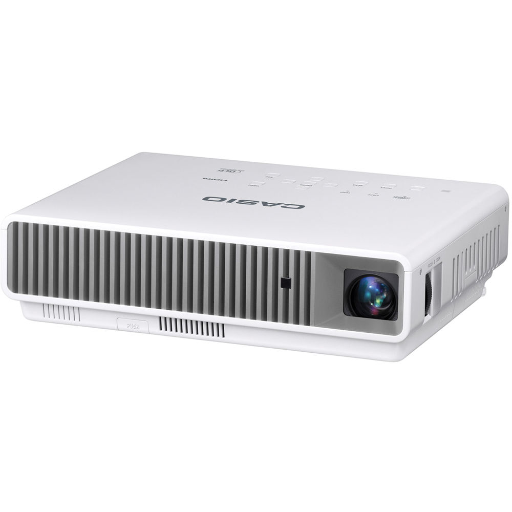 Casio Signature Series 3000 Lumens Lampless Projector