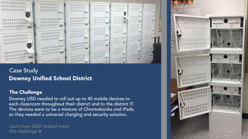 Downey Unified School District - Hero