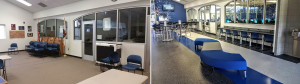 Frontier High School Quest Center Before & After 2