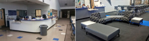 Frontier High School Quest Center Before & After 3