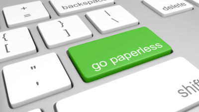 3 Great Apps to Go Paperless