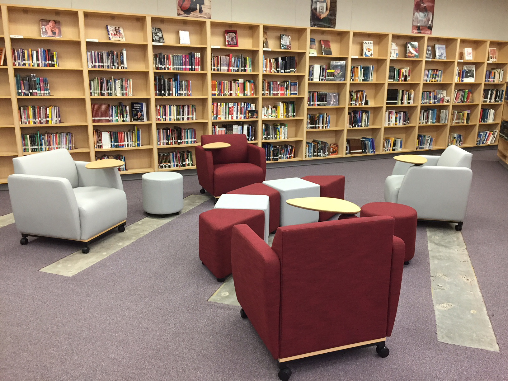 Libraries & Learning Commons