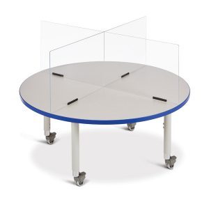 student table divider protective shield
